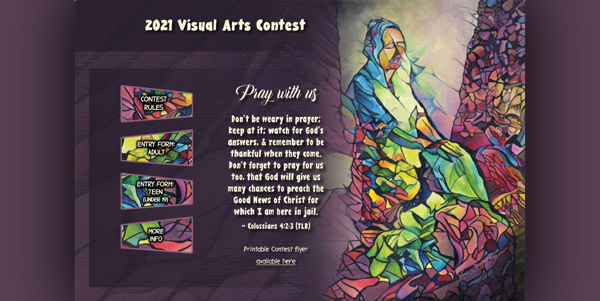 2021 Visual Arts Contest