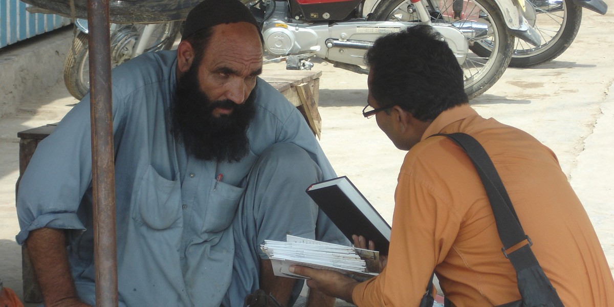 Sharing Christ in Afghanistan
