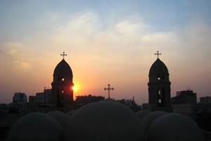 St. Markos Church in Cairo, Egypt - Photo: Flickr / Andrew A. Shenouda https://www.flickr.com