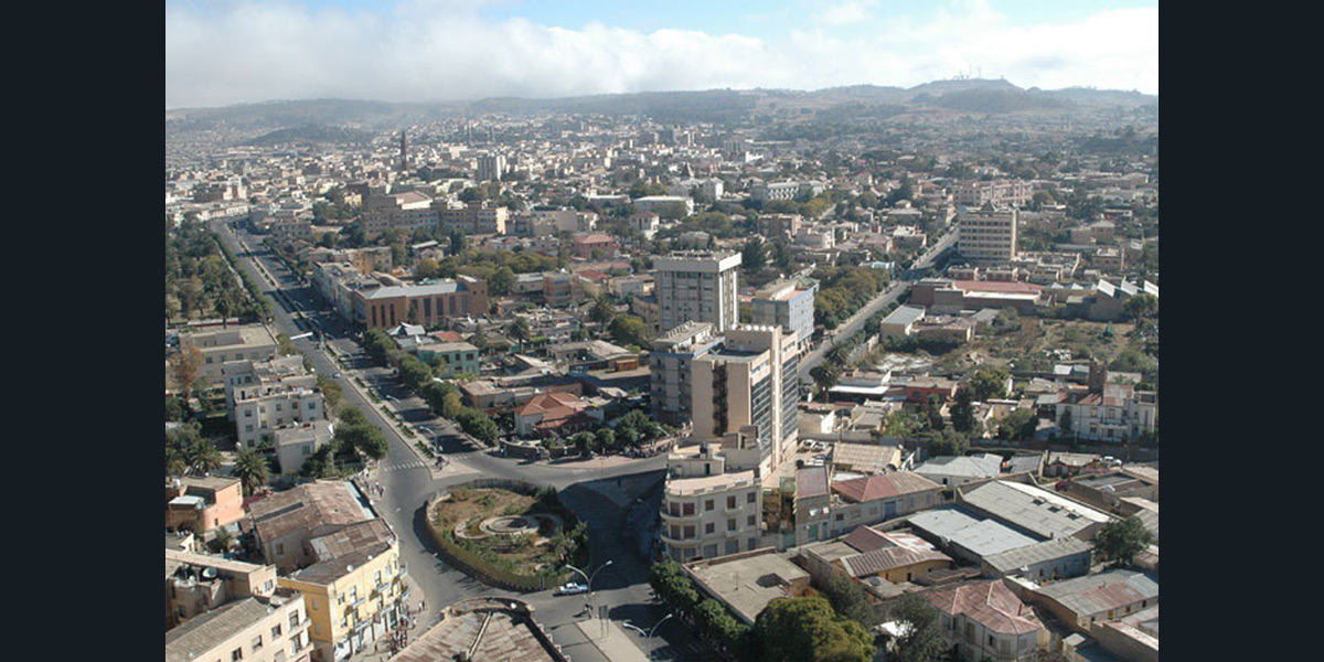Asmara - Photo: Wikipedia / John Beso