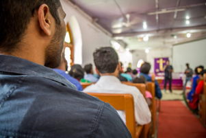 A worship service in India - Photo: World Watch Monitor www.worldwatchmonitor.org