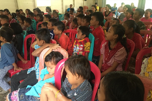 A Sunday School in Indonesia - Photo: World Watch Monitor www.worldwatchmonitor.org