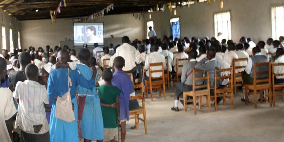 Worship in Kenya